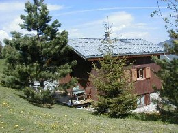 Chalet in Courchevel for   6 •   animals accepted (dog, pet...)
