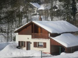 Chalet Le Ménil - 7 people - holiday home