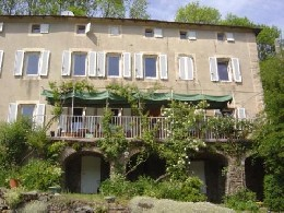 Bed and Breakfast Camarès - 15 people - holiday home  #19331