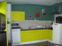 Flat Rochefort - 4 people - holiday home  #19333