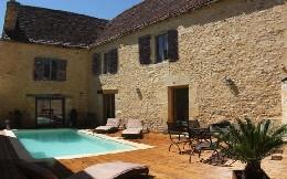 Maison Saint Martial De Nabirat - 6 personnes - location vacances  n°19432