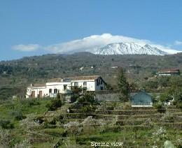 Gite à Piedimonte etneo pour  9 •   avec terrasse