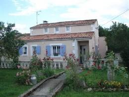 Gite 4 personnes Saint Hilaire La Palud - location vacances  n°19468