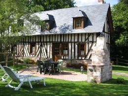 Casa rural en La poterie mathieu para  5 •   3 estrellas