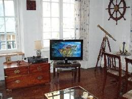 Appartement 4 personnes Saint Malo - location vacances  n°19642