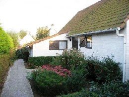 Haus 6 Personen La Panne - Ferienwohnung N°19645