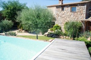House in Porto vecchio for   8 •   with private pool