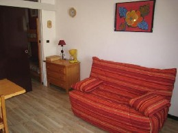 Flat Alpe D'huez - 4 people - holiday home  #19730