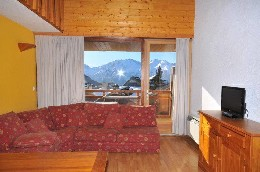 Flat Alpe D'huez - 8 people - holiday home  #19743
