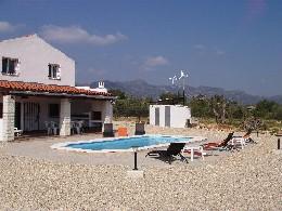 Maison El Perello - 8 personnes - location vacances  n°19809