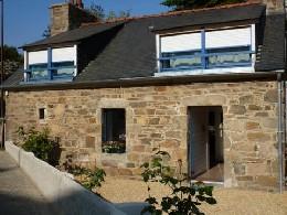Maison 4 personnes Loguivy-de-la Mer - location vacances  n°19890