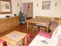 Appartement Font-romeu / Pyrénées 2000 - 8 personnes - location vacances  n°19951