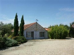 Gite 6 people Givrand - holiday home