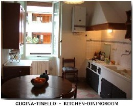 Appartement Florence  - 4 personnes - location vacances  n°19987