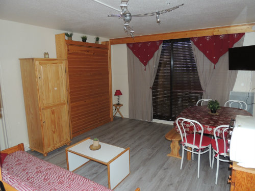 Flat 8 people Le Corbier - holiday home  #20024