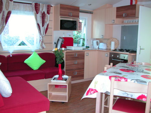Mobile home Valras Plage - 6 people - holiday home  #20170