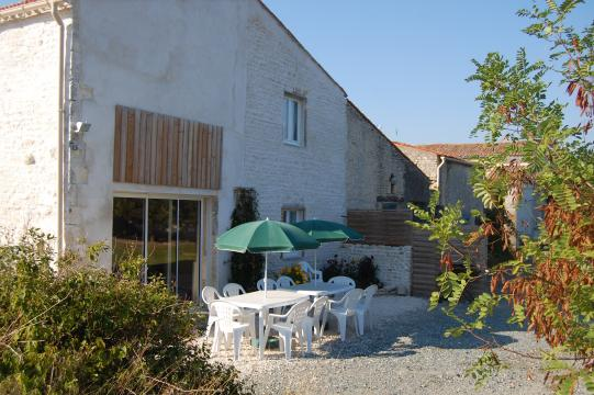 Gite in Villedoux - Vacation, holiday rental ad # 20172 Picture #5