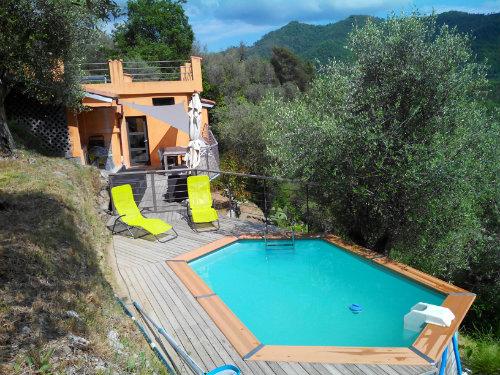 Maison à Isola bona pour  8 •   avec piscine privée