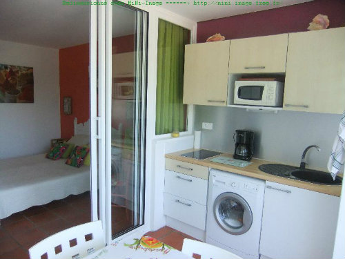 Appartement St Francois - 4 personen - Vakantiewoning  no 20260