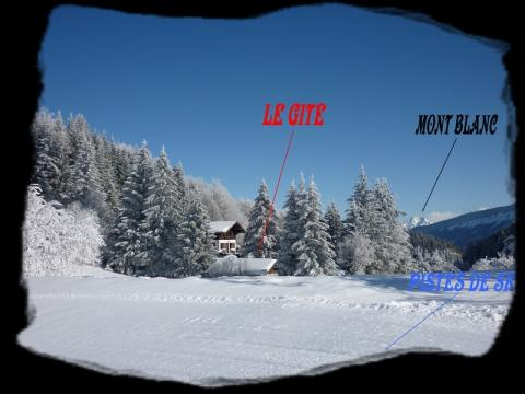 Gite in la féclaz - Vacation, holiday rental ad # 20289 Picture #4
