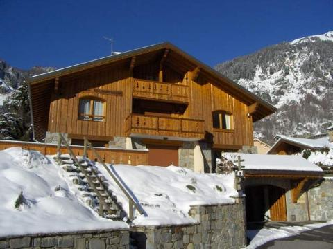 Chalet in Champagny en vanoise  - Vacation, holiday rental ad # 20311 Picture #1