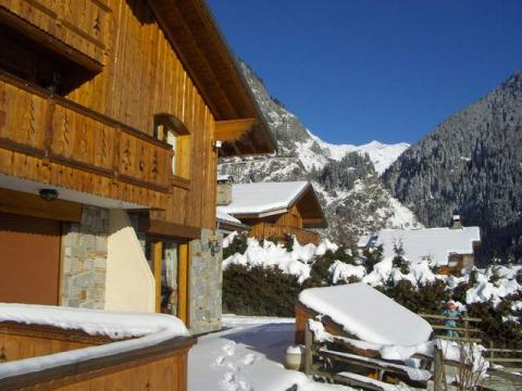 Chalet in Champagny en vanoise  - Vacation, holiday rental ad # 20311 Picture #0