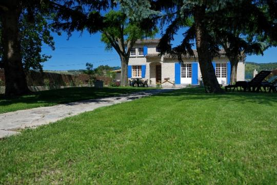House in Roaix - Vacation, holiday rental ad # 20337 Picture #2
