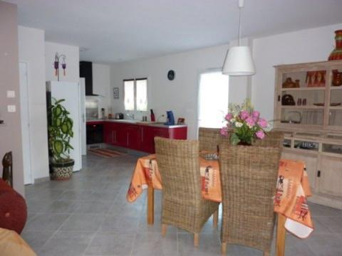 House in Aubenas - Vacation, holiday rental ad # 20359 Picture #2