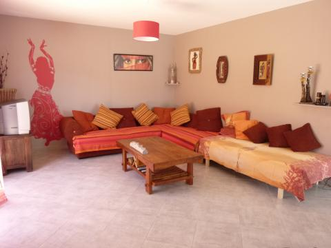 House in Aubenas - Vacation, holiday rental ad # 20359 Picture #0