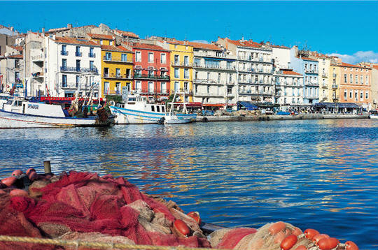 Studio in SETE - Vacation, holiday rental ad # 20450 Picture #12
