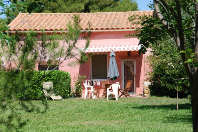 Gite Mouries - 8 people - holiday home  #20602