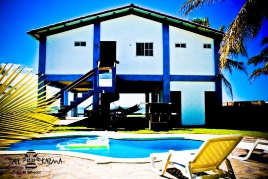 Maison San Luis Talpa - 8 personnes - location vacances  n°20614