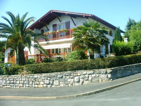 Flat Ciboure - 5 people - holiday home  #20620