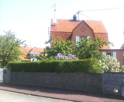 Maison Ungersheim - 8 personnes - location vacances  n°20737