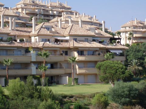 Flat in Elviria (Marbella) - Vacation, holiday rental ad # 20754 Picture #1