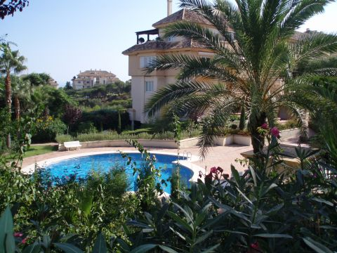 Flat in Elviria (Marbella) - Vacation, holiday rental ad # 20754 Picture #0