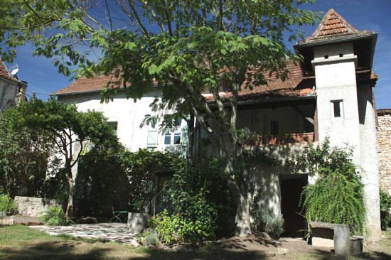 Haus in Saint pierre toirac für  6 •   mit Terrasse