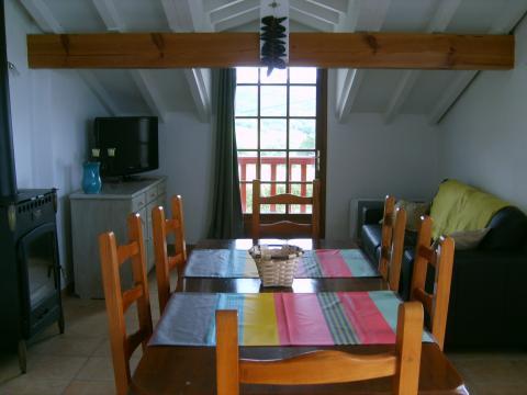 Flat Ainhoa - 3 people - holiday home  #20792