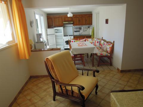 Flat in Talmont Saint Hilaire - Vacation, holiday rental ad # 20793 Picture #2
