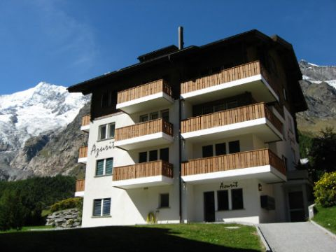 House in Saas Fee - Vacation, holiday rental ad # 20833 Picture #0