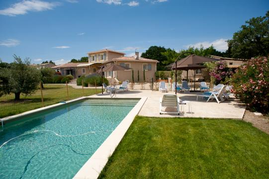 Huis Saint-remy-de-provence - 15 personen - Vakantiewoning  no 20856