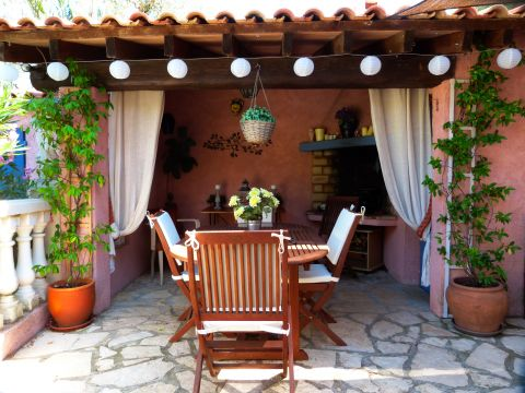 Flat in LA FARLEDE - Vacation, holiday rental ad # 20881 Picture #15
