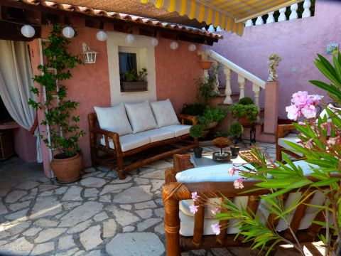 Flat in LA FARLEDE - Vacation, holiday rental ad # 20881 Picture #8