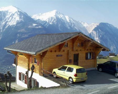 Chalet Guttet-feschel - 5 people - holiday home  #20897