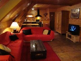 Appartement Luz Saint Sauveur - 5 personnes - location vacances  n°20088