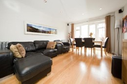 Flat London - 4 people - holiday home  #20105