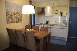 Appartement Hollum Ameland - 6 personen - Vakantiewoning  no 20160