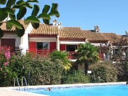 Maison La Grande Motte - 4 personnes - location vacances  n°20184