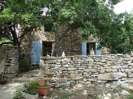 Maison 2 personnes Gordes - location vacances  n°20288