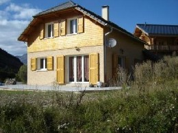 House Saint Etienne En Devoluy - 8 people - holiday home  #20365